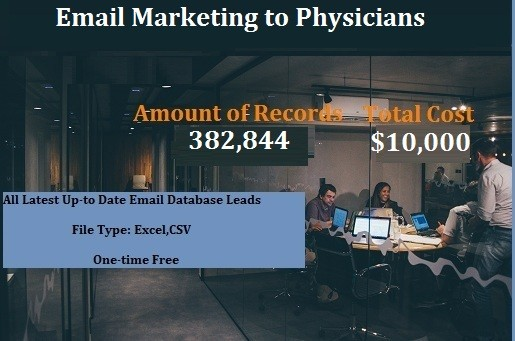 Email Marketing to Physicians
