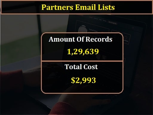 Partners Email Lists-min