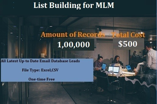 List Building for MLM