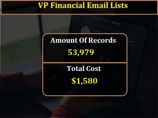 VP Financial Email Lists-min
